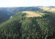 Hradsko, pevnost nad Kokořínským údolím